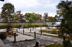 第47回京の冬の旅 非公開文化財特別公開 相国寺「慈照院」