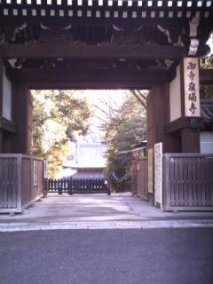 泉涌寺 舎利殿・鳴龍 12年に一度の特別公開