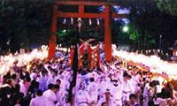 松尾祭 神輿渡御祭 おかえり1